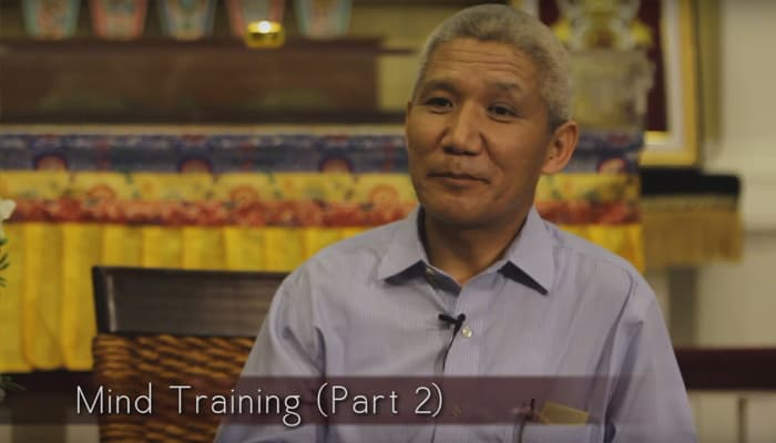 Mind Training with Thupten Jinpa, Ph.D. (Part 2)