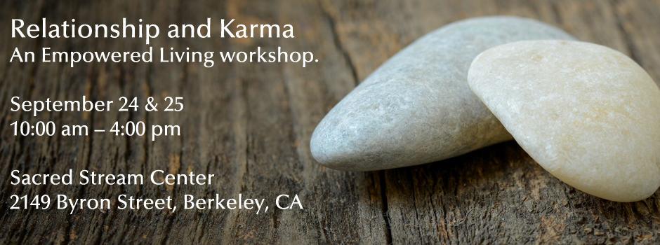 Relationship and Karma