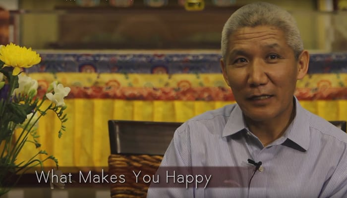 What Makes You Happy with Thupten Jinpa Ph.D.