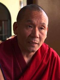 Geshe Lharampa Thupten Tenzin