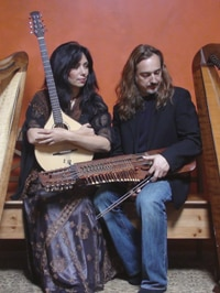 Lisa Lynne and Aryeh Frankfurter