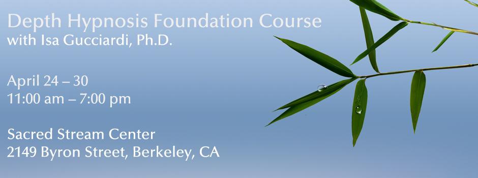 Depth Hypnosis Foundation Course