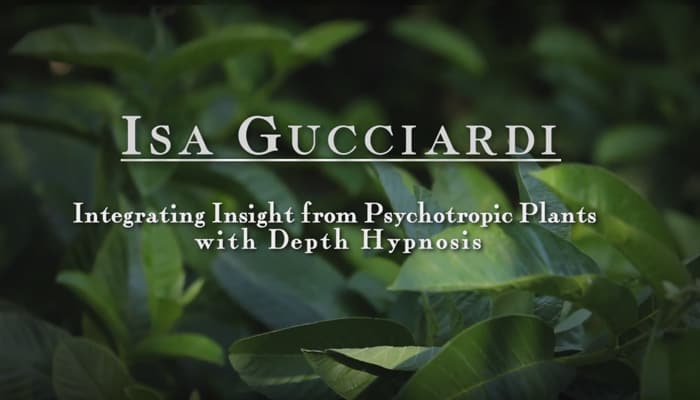 Integrating Insight from Psychotropic Plants
