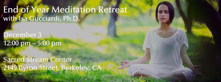 End of Year Meditation Retreat_Slider