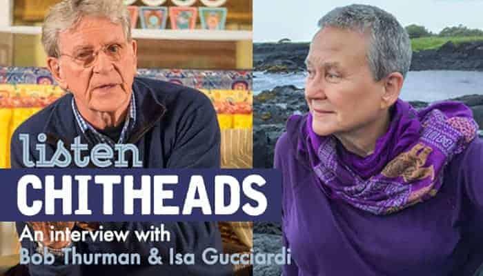 Bob Thurman & Isa Gucciardi on Peace & the Dalai Lama