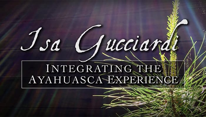Integrating the Ayahuasca Experience