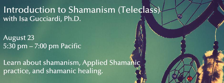 Introduction to Shamanism _Slider