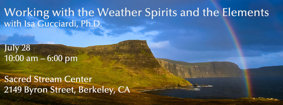 Weather Spirits and the Elements_Slider