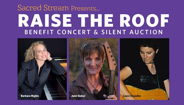 Raise the Roof Benefit Concert and Silent Auction