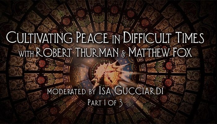 Cultivating Peace in Difficult Times (Part 1)