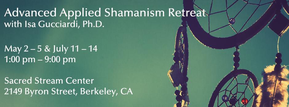 Advanced Applied Shamanism Retreat_Slider