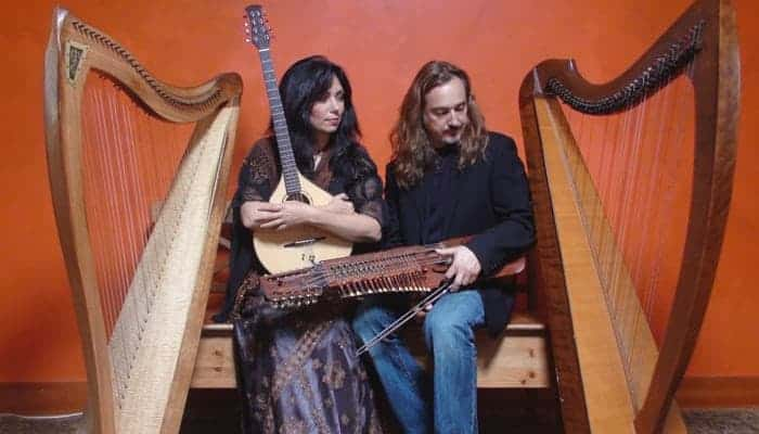 An Evening of Celtic Music with Lisa Lynne & Aryeh Frankfurter