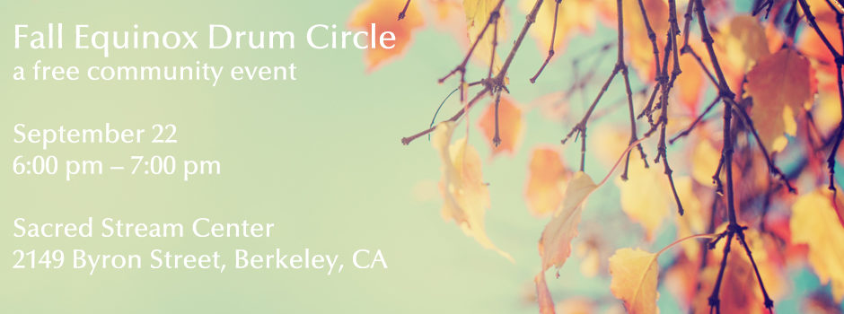 Fall Equinox Drum Circle_Slider