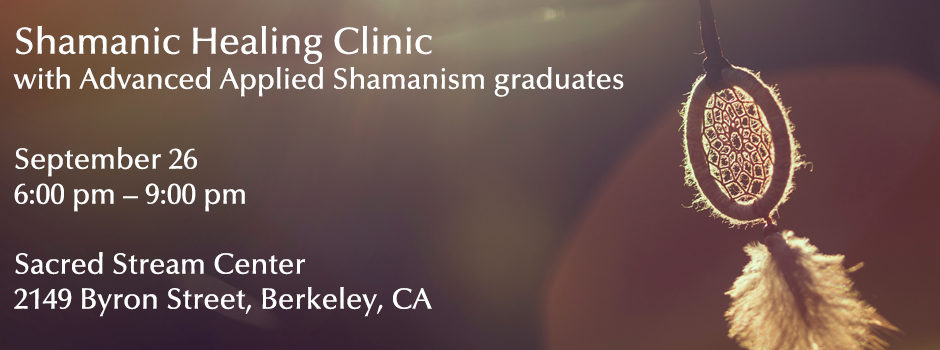 Shamanic Healing Clinic_Slider