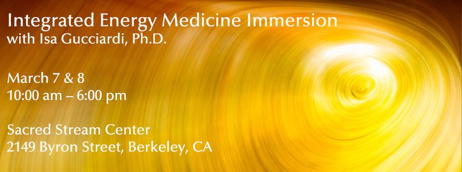 Integrated Energy Medicine Immersion_Slider