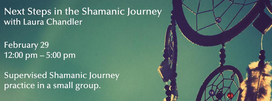 Next Steps in the Shamanic Journey_Slider