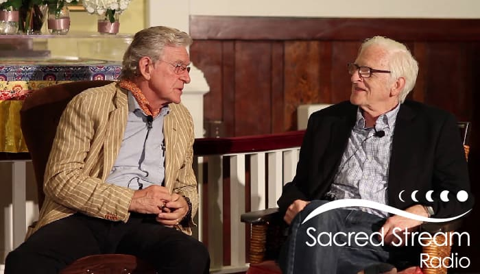 Sacred Stream Radio Podcast: Episode 59: Matthew Fox and Robert Thurman: Cultivating Peace in Difficult Times: Part 1